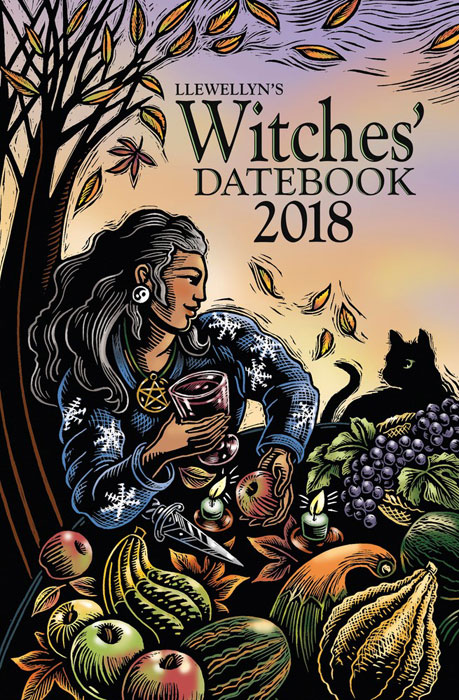 Witches' Datebook 2018