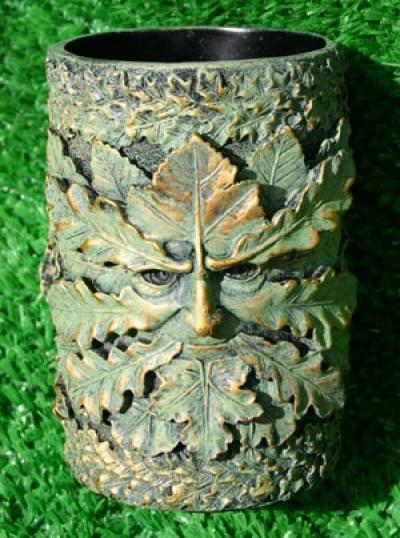 Green Man Pot