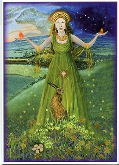 Mother Of Fire at Ostara