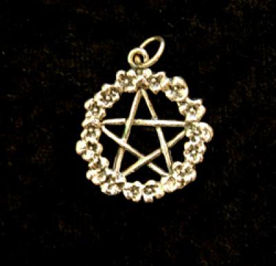 Earth Goddess Pentacle