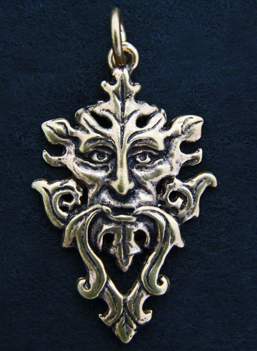 Tree Spirit Pendant