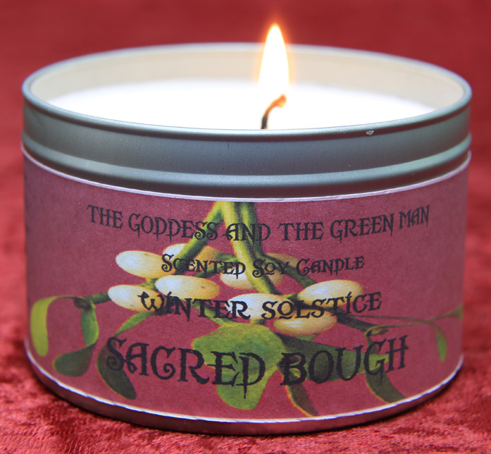 Sacred Bough Candle