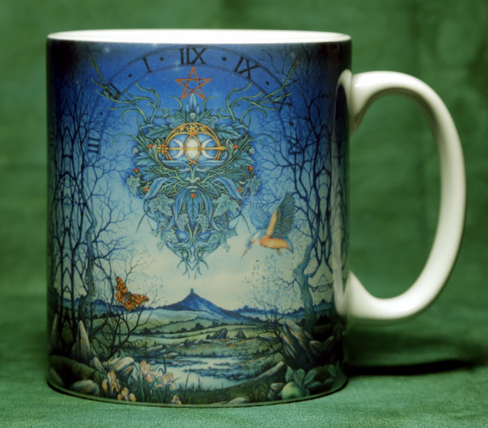Lord of the Mystic Isle Mug