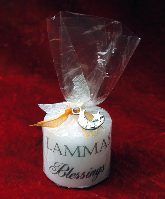 Lammas Keepsake Candle