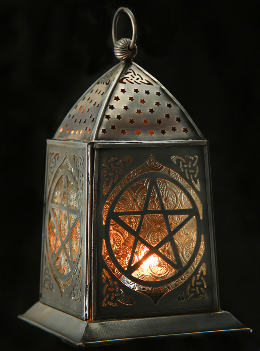 Pentacle Lantern SOLD OUT