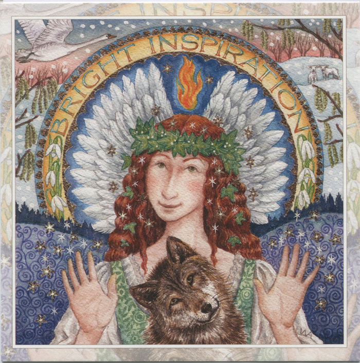 Bright Inspiration - Imbolc