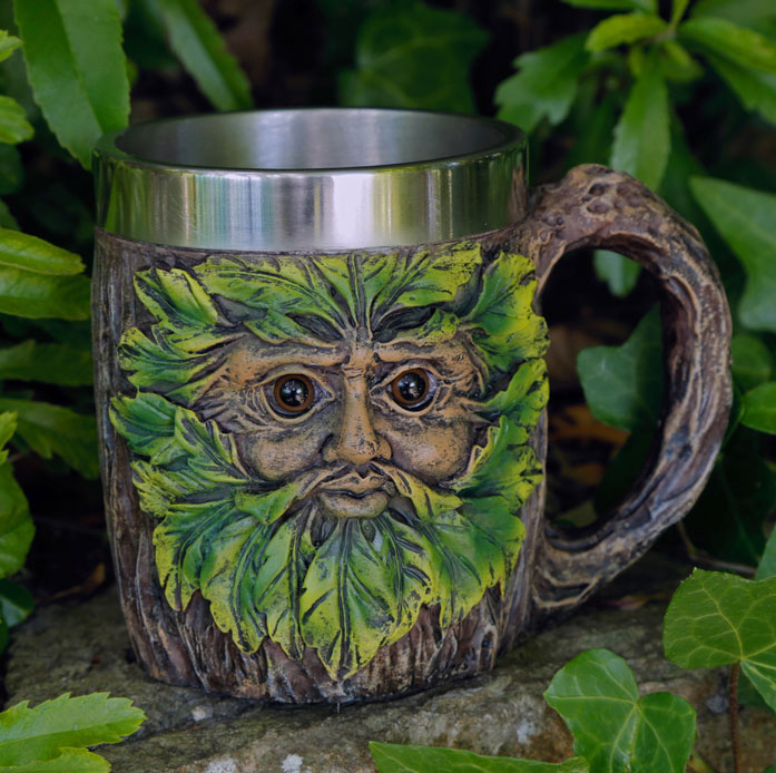 Eyes Of The Forest Tankard