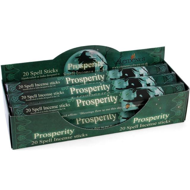 Prosperity Spell Incense