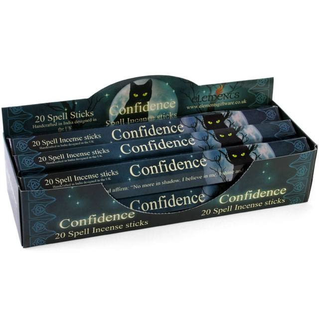 Confidence Spell Incense