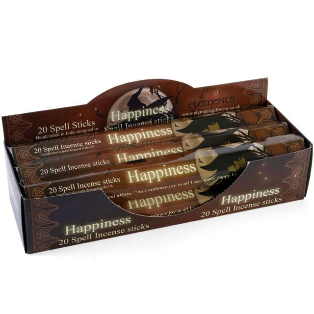 Happiness Spell Incense