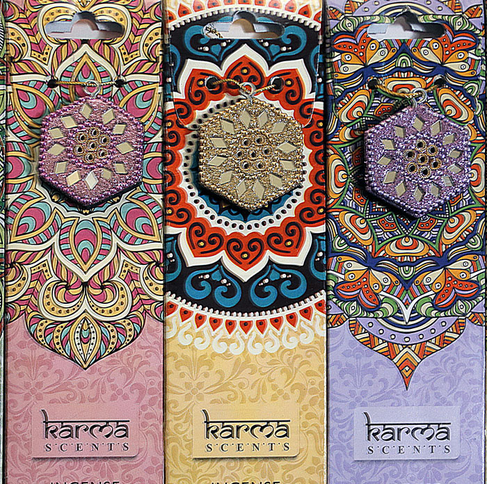 Karma Patchouli Incense