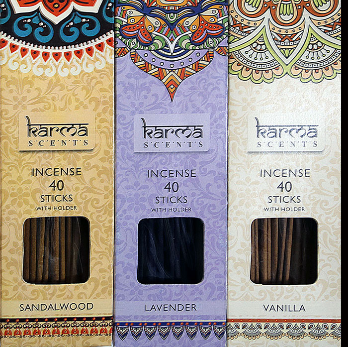 Karma Vanilla Incense