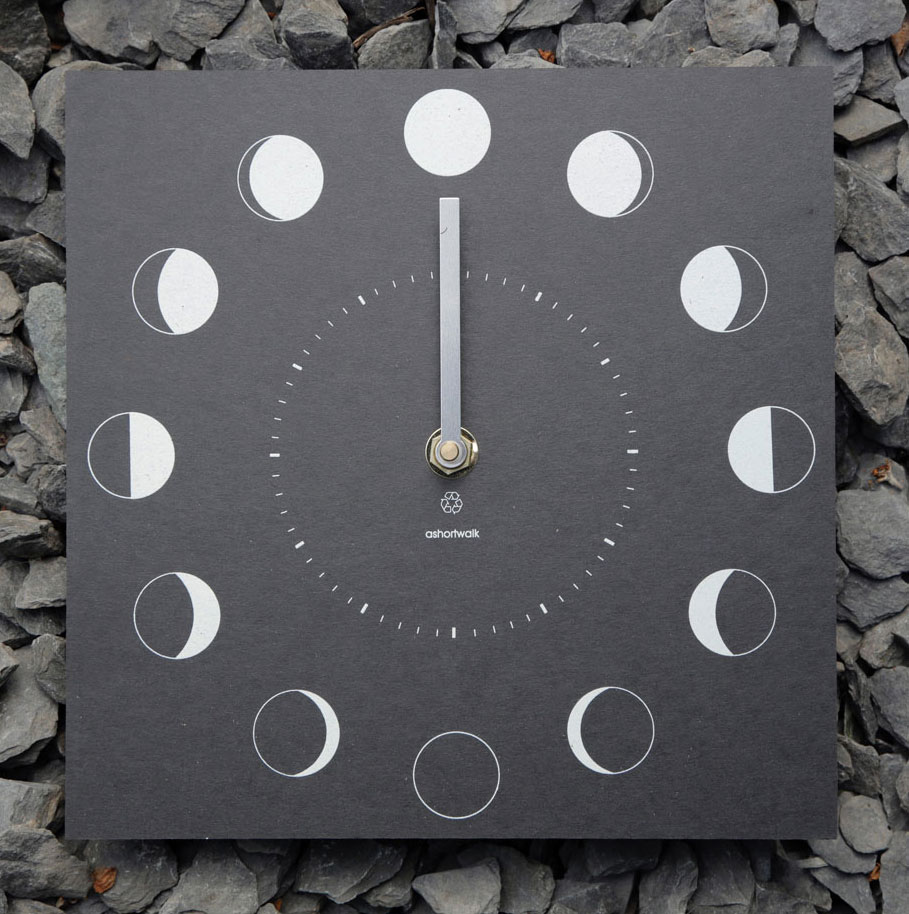 The Moon Clock