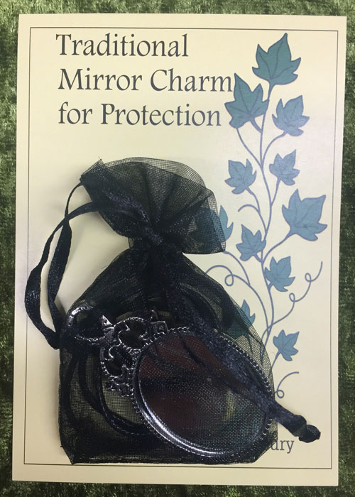 Traditional Mirror Charm