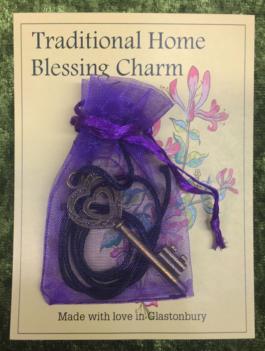 Traditional Home Blessing Charm
