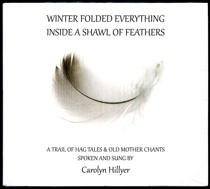 Winter Folded Everything Inside A Shawl Of Feathers