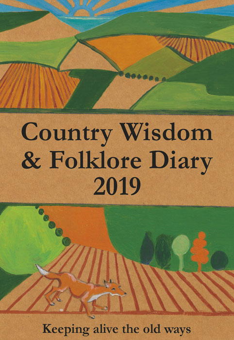Country Wisdom & Folklore Diary 2019