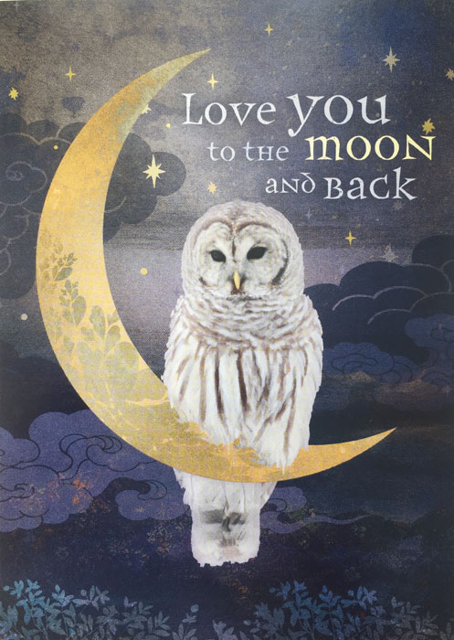 Love-You-To-The-Moon And Back