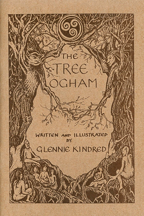 The Tree Ogham by Glennie Kindred