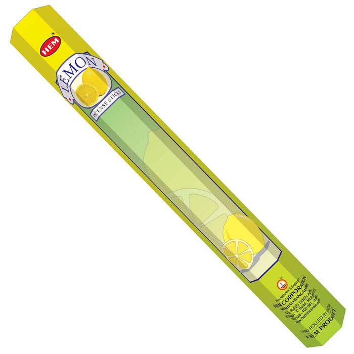 HEM Lemon Incense Sticks