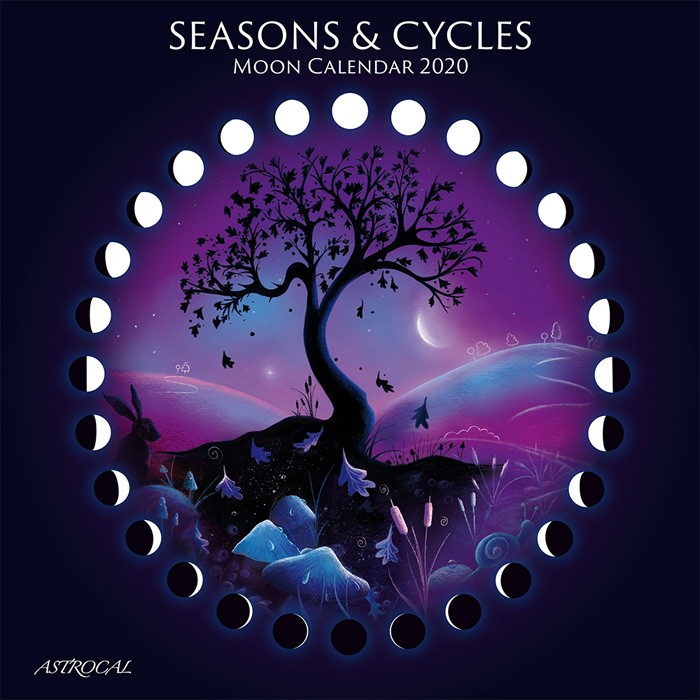 Seasons & Cycles Calendar 2020 SOLD OUT