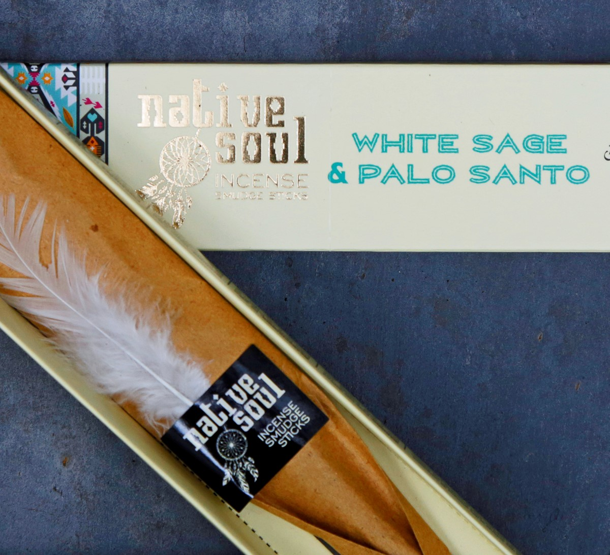 Green Tree - White Sage & Palo Santo