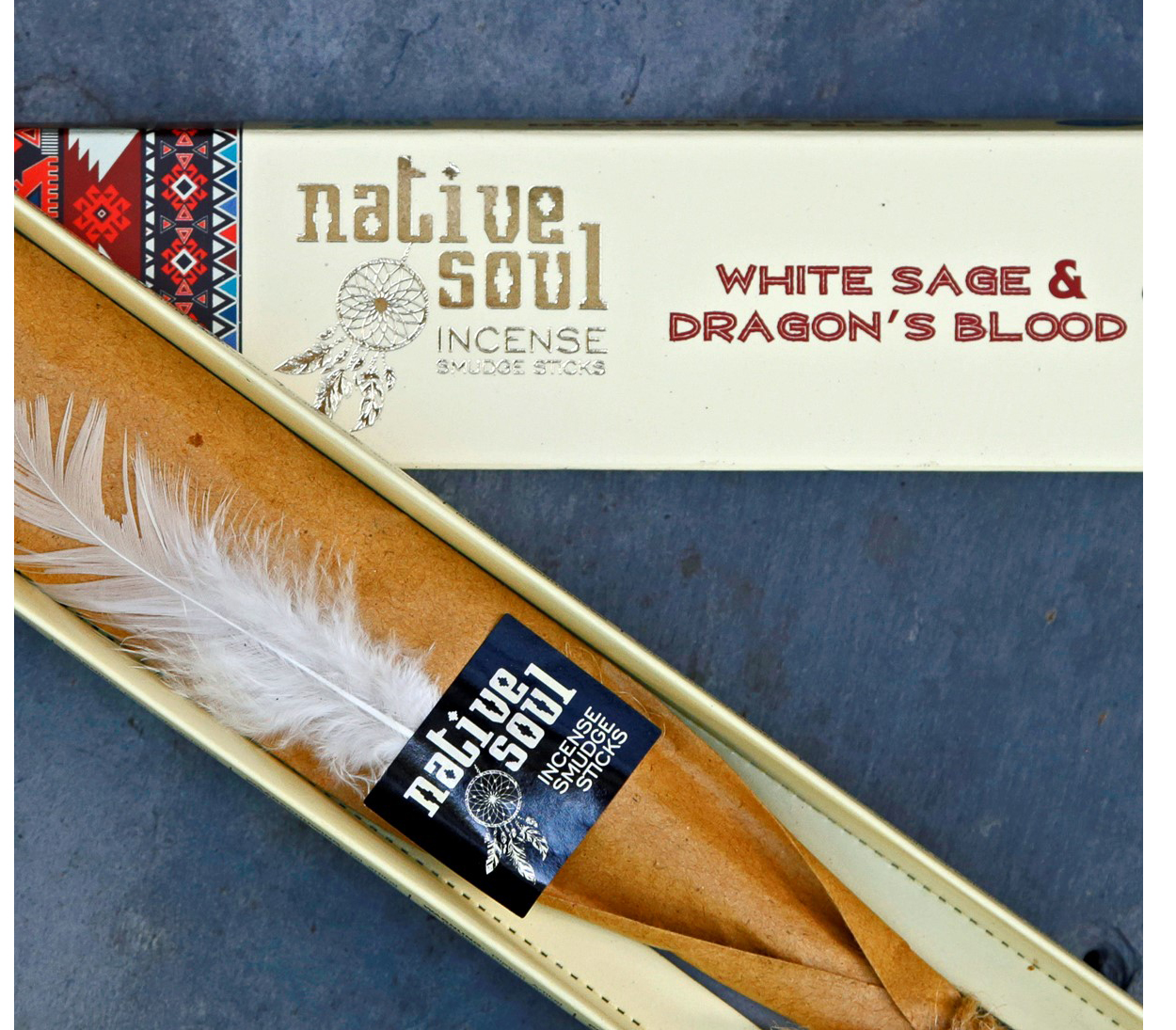 Green Tree - White Sage & Dragons Blood