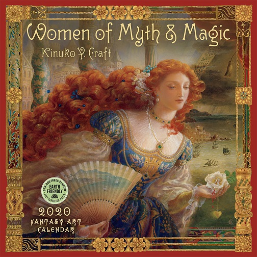 Women of Myth & Magic Calendar 2020