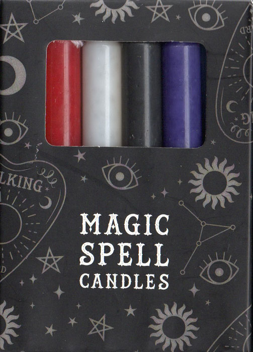 Assorted Spell Candles