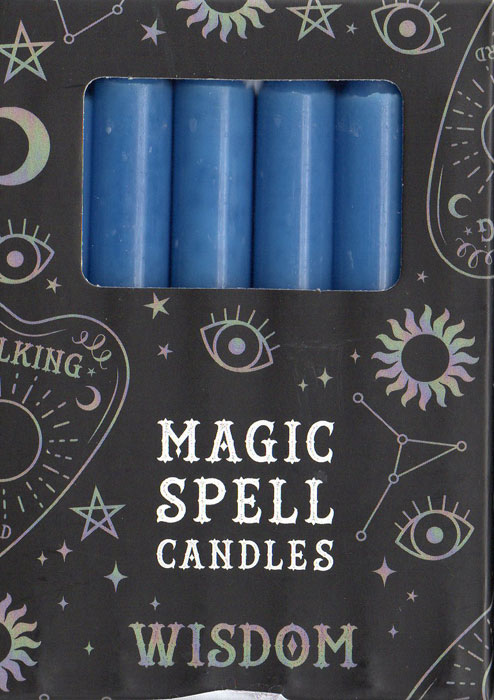 Blue Spell Candles