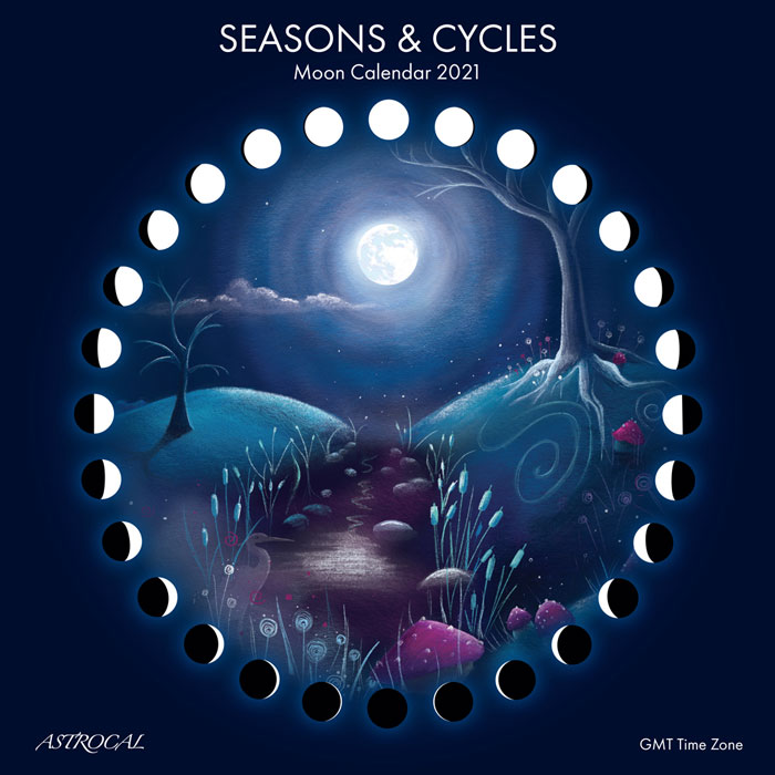 Seasons & Cycles Calendar 2021 SOLD OUT