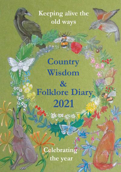 Country Wisdom & Folklore Diary 2021 SOLD OUT