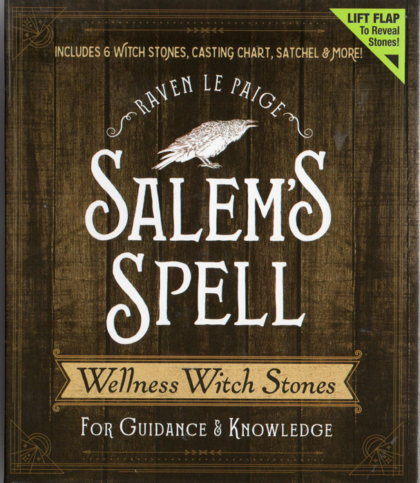Salem's Spell - Wellness Witch Stones