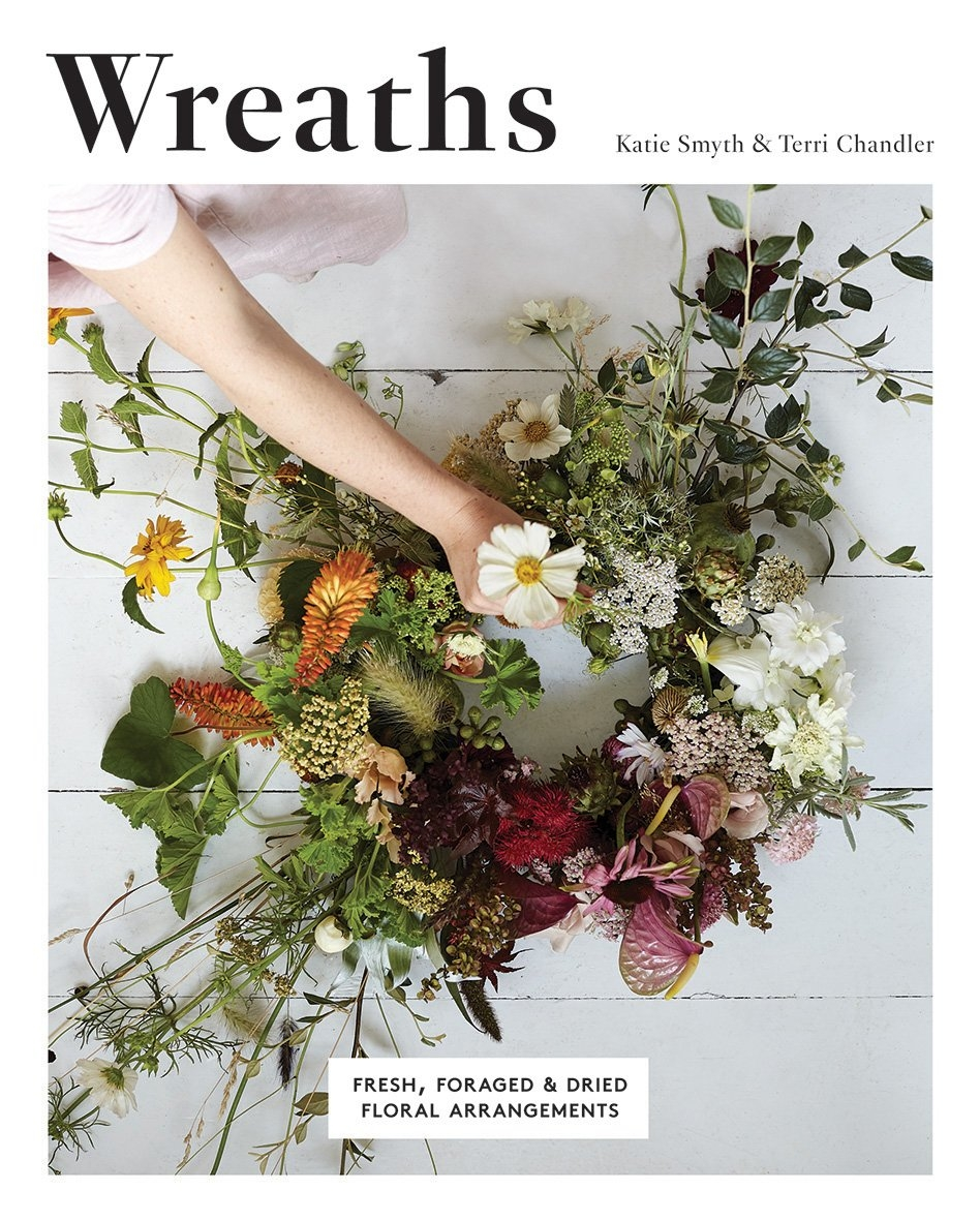 Wreaths by Terri Chandler and Katie Smyth