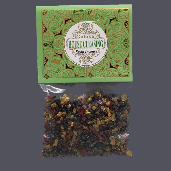 House Cleansing Resin Incense